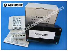 AIPHONE 12V TRANSFORMER & AC TO DC CONVERTER - 40781