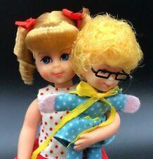 "New ListingVintage 1967 Mattel ~ Family Affair Buffy 6"" Doll with Mini Mrs Beasley!"