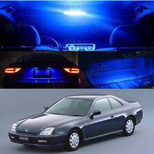 Xenon BLUE LED Light Bulb Interior Package Kit For Honda Prelude 1997-2001 BB6