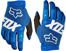 Fox Racing 2020 Blue & White  Dirtpaw Gloves Motorcycle Off Road ATV  22751-025