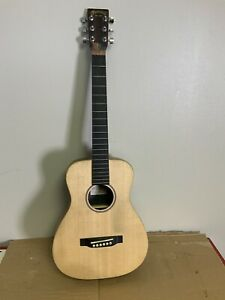 Martin LX1 Acoustic Project Guitar for parts or repair. Fishman Preamp