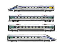 LIMA EXPERT HL1673 - ETR 610 Trenitalia livrea ex Cisalpino ep.VI