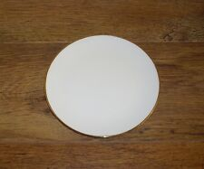 "Seltmann Weiden Bavaria Monika Gold Trim Porcelain Side Plate (Approx 7.5"")."