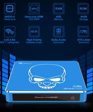 GT King PRO Dolby DTS TV BOX Hi-Fi Losless Sound 4K TV BOX with Dolby, EU