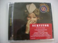 SURVIVOR - SURVIVOR - BRAND NEW SEALED CD - ROCK CANDY 2010 - WITH BONUS TRACK
