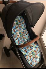 Valco Snap Ultra Pram Liner - Choose Your Fabric.