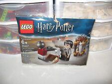 "LEGO HARRY POTTER  "" HARRY'S JOURNEY TO HOGWARTS ""  # 30407  NEW POLYBAG!"