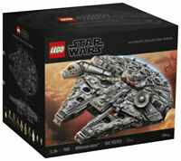 LEGO Star Wars - UCS Millennium Falcon 75192 - New & Sealed