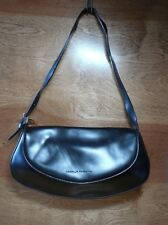 Lorella Pagano Black Handbag Shoulder Bag