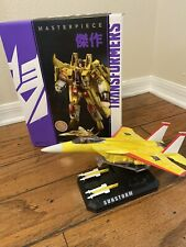 Transformers Masterpiece Edition Sunstorm MP-05 TRU Exclusive Metallic Flames