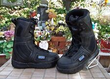 LTD Black Snow Board Boots Youth Size 2