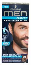 1x Men Perfect Bartfarbe 80 NATUR SCHWARZ-BRAUN Schwarzkopf AntiGrey Toner Bart