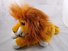 "Mattel Lion King Simba Puppet Plush Roars w/ Sounds 12"" Long"