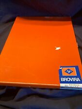 "Vintage Nos Brovira Agfa-Gevaert 11"" x 14"" Photo Paper 50"