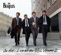 THE BEATLES - ON AIR-LIVE AT THE BBC VOL.2  (2 CD)  INTERNATIONAL POP  NEW+