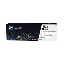 Genuine HP 312x Black Toner Cartridge High Yield CF380X