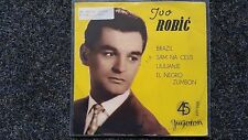 "Ivo robic-Brazil 7"" EP single"
