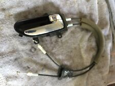 08 09 10 11 12 13 NISSAN ROGUE RIGHT FRONT INSIDE DOOR HANDLE w/ Cables OEM