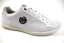 Bugatti Herren Sneaker Kunstleder Weiß in der Gr. 42