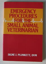 DOG BOOK  EMERGENCY PROCEDURES FOR THE SMALL ANIMAL VETERINARIAN