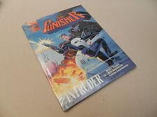 Marvel Graphic Novel The Punisher Intruder 1989  HC New Sealed