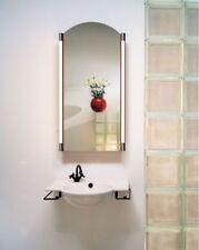 Robern MP20D4APL Arch Plain Edge Mirror LH with Cabinet - NIB