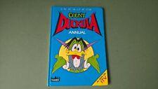 Count Duckula Annual ITV Thames TV 1989