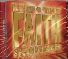 KEEP THE FAITH - SECOND CHANCES - LOST LEAD ME - VARIOUS ARTISTS - CD - NEW