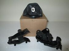 SET OF 3 TRANSMISSION MOUNTS FOR: 2004-2008 ACURA TSX (2.4L, L4, 2354cc, A/T).