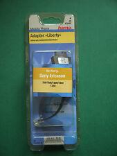 hama Adapter Liberty Sony Ericsson T68 T68i T200 T300 T310 Freisprechanlage KFZ