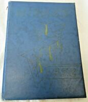 1952 New Haven High School Yearbook, The Mirage, New Haven Indiana