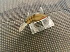 Vintage BAGLEY Diving Small Fry Crayfish 5DSFI DC FISHING LURE