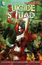 """""""Suicide Squad"""" vol 1: New 52 Kicked in the Teeth by Adam Glass / TPB"""