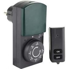 REV Count-Down-Zeitschaltuhr mit Fernbedienung Timer Zwischenstecker 0025730502