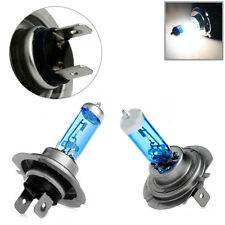 2Pcs H7 100W 5000K Xenon Headlight Bulbs Lamp Pure White For Vauxhall Vectra