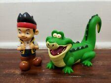 Disney Jake and Tic Toc Croc Bath Pool Beach Toys Set