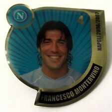Pin Spilla Calcio Napoli 2006/2007 - Francesco Montervino