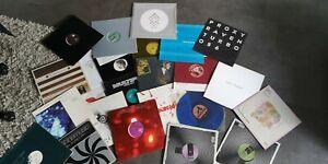 "24x 12"" Vinyl Tech House Techno Progressive Classics Rar  Guter Zustand"