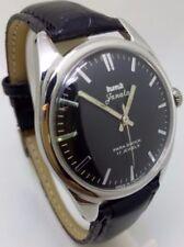 565627 Montre HMT JANATA 36mm 80s mécanique 17 rubis vintage watch