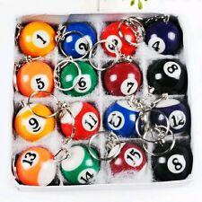 Porta chiave palla da biliardo...Pz1  vendita in Vari numeri disponibili