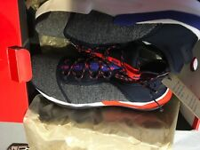 Nike Shift One LoopWheeler LW NikeLab Japan Obsidian Blue Red AQ2440 Size 8.5