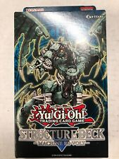 Yugioh Machine Re-Volt Structure Theme Deck For Card Game CCG TCG