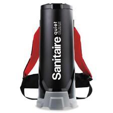 Sanitaire Backpack Vacuum - 11.50 A - 2.50 Gal - Black (sc535)