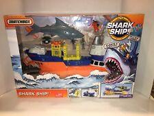 New Matchbox Shark Ship Mega Rig