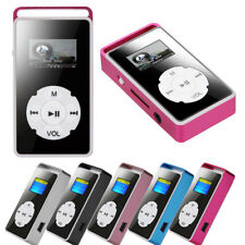 Digital MP3 Player LCD Screen Support Micro SD TF Card 32G Mirror Music Media