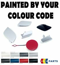 MERCEDES MB E W211 REAR BUMPER TOW HOOK EYE COVER PAINTED BY YOUR COLOUR CODE