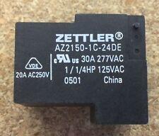 NEW AZ2150-1C-24DE AMERICAN ZETTLER PCB Mount Sealed Miniature Power Relay