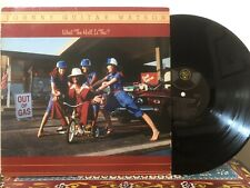 JOHNNY GUITAR WATSON What The Hell Is This DICK JAMES LP funk soul