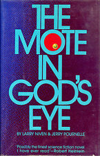 The Mote in God's Eye by Larry Niven and Jerry Pournelle - 1st/1st HC - Signed