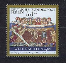 ALEMANIA BERLIN GERMANY 1988 MNH SC.9NB265 Christmas